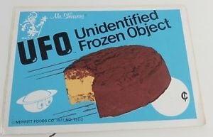 frozen object