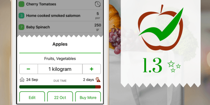 CozZo 1.3 helps you in winning the costly food labeling game