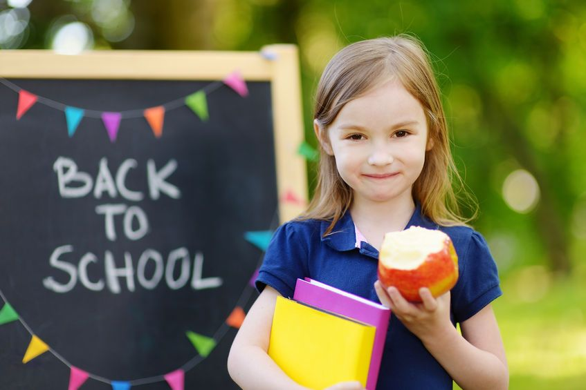 Time for Back to School. Here's An App that Facilitates Family Food Planning During the Year