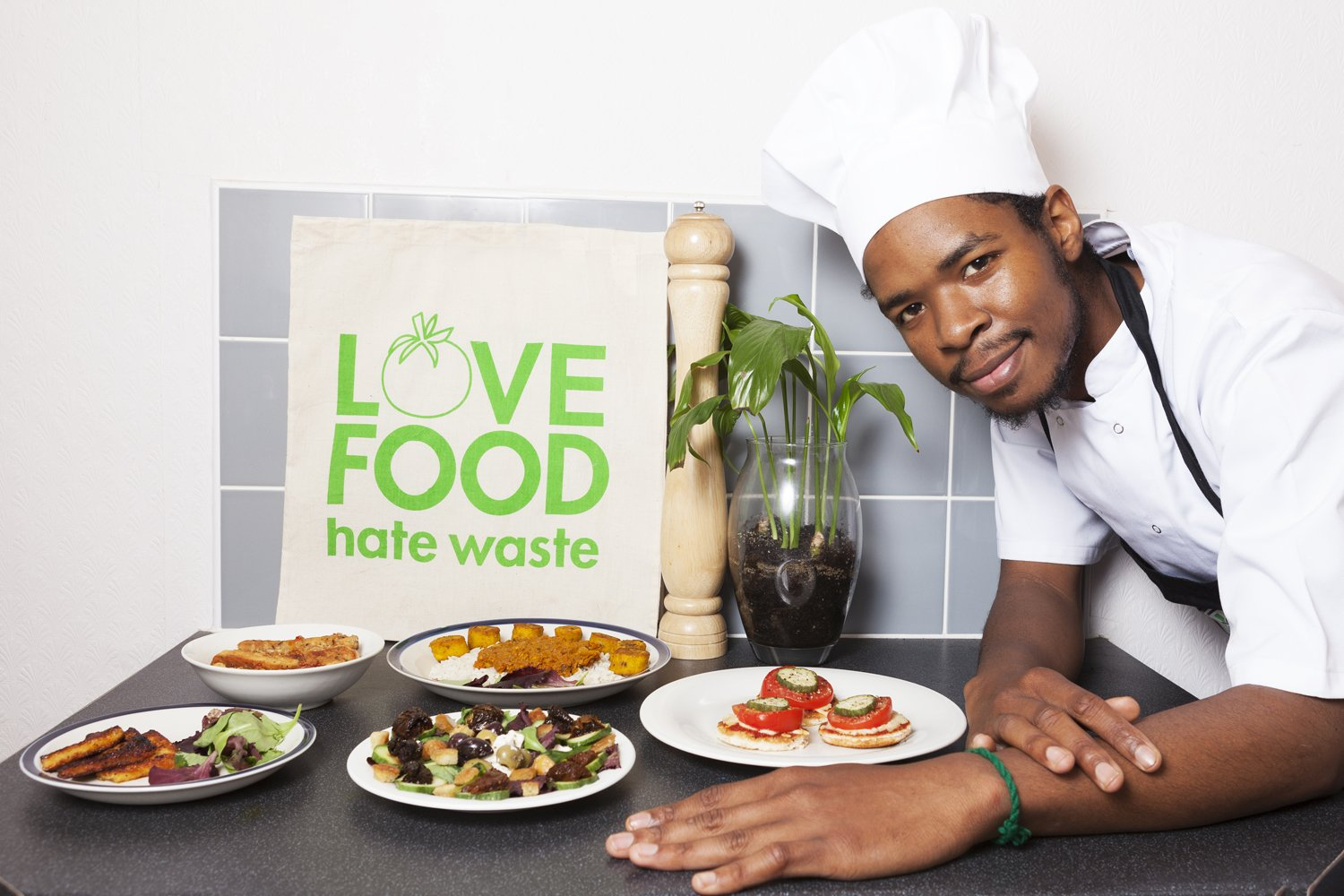 Chef Shane Jordan Believes Recipes Should Evolve to Provide Advice on Reducing Food Waste