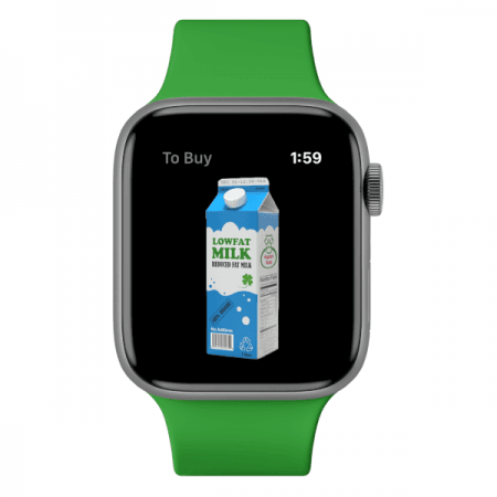 Photos and Synch on Apple Watch